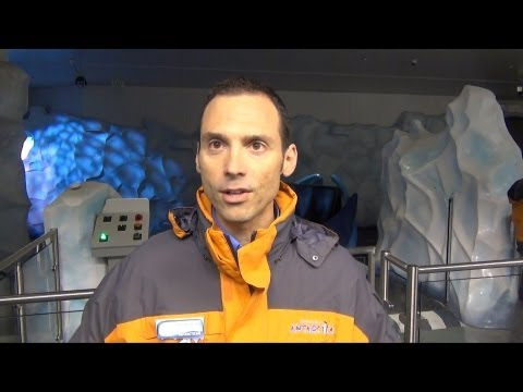 SeaWorld Antarctica: Empire of the Penguin Interview w/ Ride Director Mike Denninger Media Preview