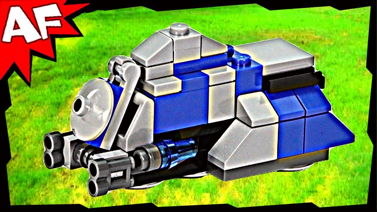 How To Build A Lego Armored Assault Tank