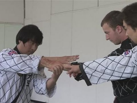 How To Perform Hapkido Self Defense Image 1