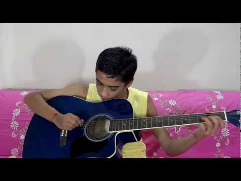 Pani Da Rang Guitar (chords) - Vicky Donor. video