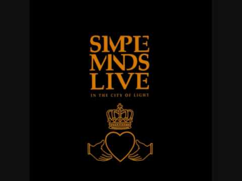 New Gold Dream (Live In The City Of Light) - Simple Minds