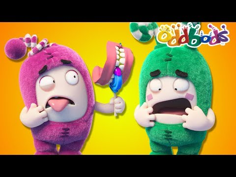 Oddbods - HARD CANDY | NEW Full Episodes | The Oddbods Show | Funny Cartoons For Children