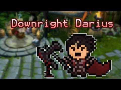 League of Legends : Downright Dyruis
