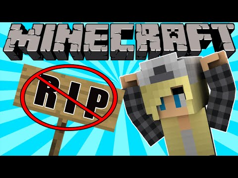 If You Couldn't Die in Minecraft - Minecraft Machinima