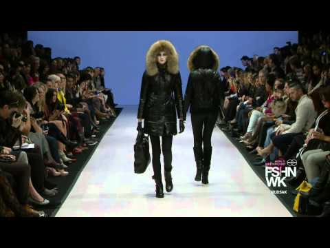 RUDSAK - WORLD MASTERCARD FASHION WEEK FALL 2012 COLLECTIONS