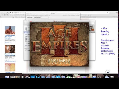 Downloading Age of Empires 3 (Mac)