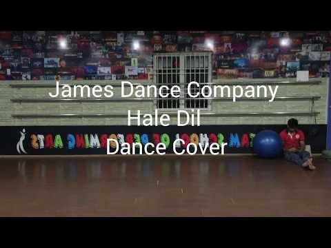 Hale Dil | Dance Cover | Anshul Choreography