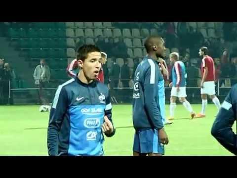 Samir Nasri ● André-Pierre Gignac ● Biélorussie vs France 2013
