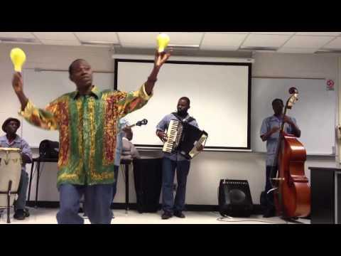 Mizik Kreol: Ti Coca & Wanga Nègès jammin!