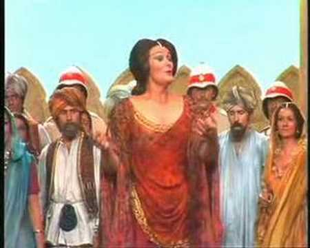 Joan Sutherland - Bell Song from Lakmé