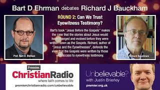 Video: Oral story tellers created Jesus' stories long before the Gospels were written - Bart Ehrman vs Richard Bauckham