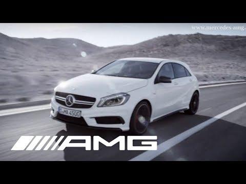 A 45 AMG Trailer