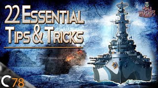 How to Play World of Warships | 22 Essential Tips and Tricks