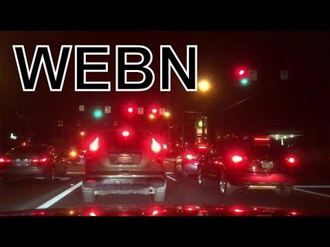 США моя любимая радиостанция W E B N Cincinnati