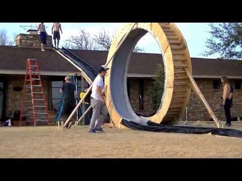 Biggest Slip N' Slide Loop