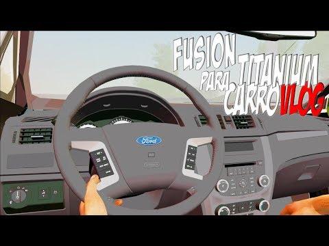 GTA San : Ford Fusion Titanium 2014 Para CarroVlog