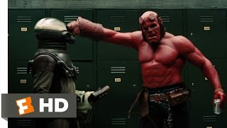 "Hellboy 2: The Golden Army (7/10) Movie CLIP - Hellboy ""Smokes"" Johann (2008) HD"