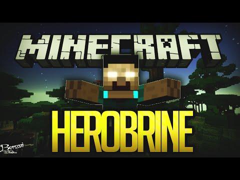 [Minecraft-MOD]A Lenda do Herobrine