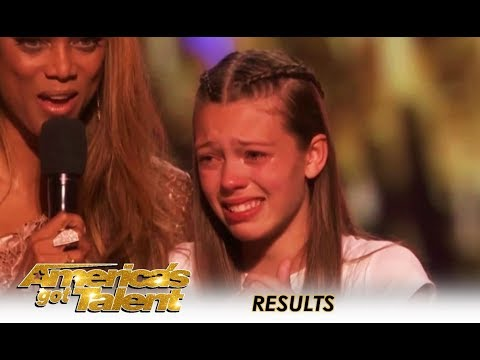THE RESULTS: Is Your Favorite Act Through To The Finals? | Semifinals 2 | America's Got Talent 2018