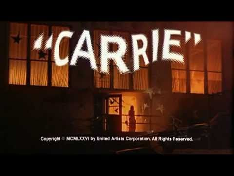 Carrie is listed (or ranked) 18 on the list The Scariest Movies Ever Made