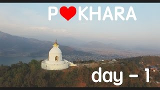 | First day | POKHARA VLOGS