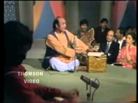 Mehdi Hassan Live Ghazals In Concert-1 video