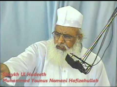 04:06 - Hazrat RASHID Ahmed GHANGOHI Rahimahullah's view on Sima e