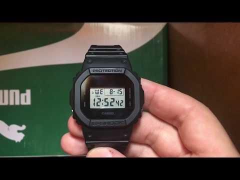 Секретная функция Casio G-Shock. Как отличить оригинал от подделки на примере Casio G-Shock DW5600