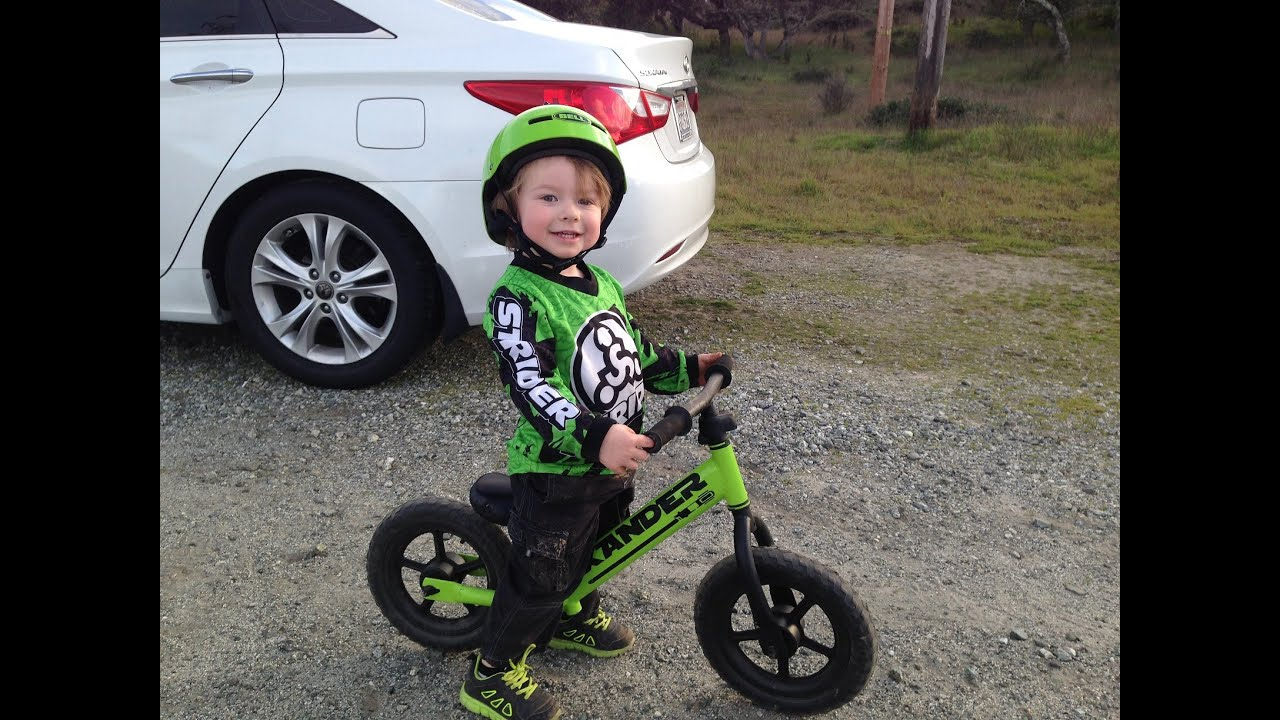 5 Year Old Mountain Biker years old Mountain Biking