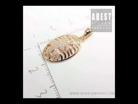 Bangkok Fashion Sterling Silver Jewelry Factory Pendant Designs