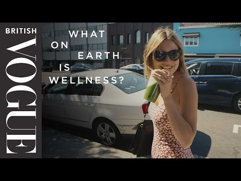 Camille Rowe asks What on Earth is Wellness? (Documentary teaser) | British Vogue