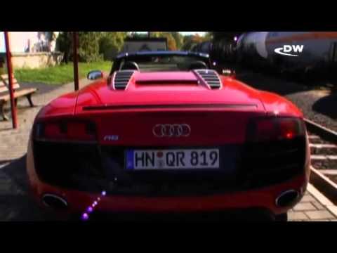 Тест-драйв: Audi R8 Spyder
