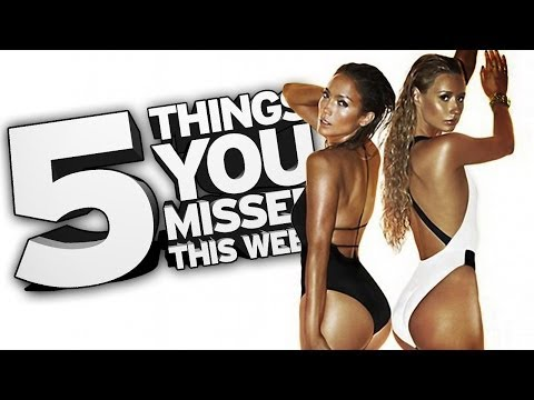 Iggy Azeala and Jennifer Lopez are Booty-rific! 5 Things You Missed This Week!