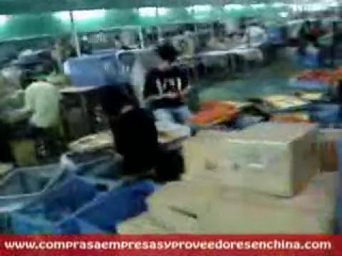 Visita a Fabrica de Juguetes Yiwu China