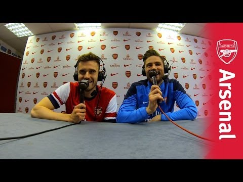 UnClassic Commentary | Olivier Giroud & Carl Jenkinson