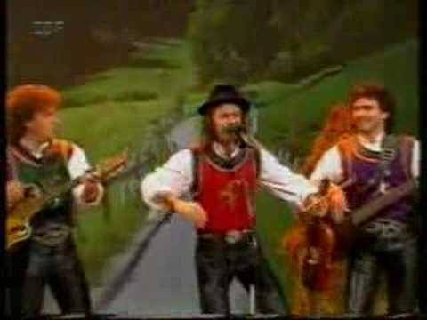 Die Mayrhofner - Zillertaler san ma