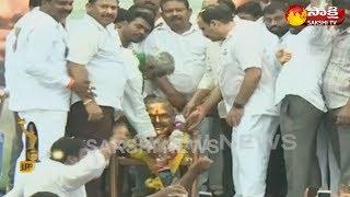 YV Subha Reddy Padayatra For Veligonda Project - ప్రాణాధారం కోసం పోరుబాట - Live Updates - netivaarthalu.com