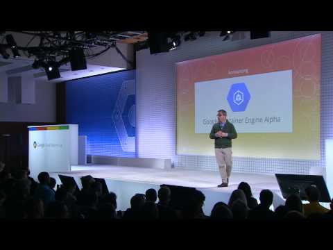 Google Cloud Platform Live Keynote