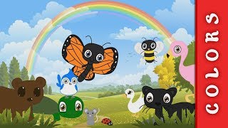 Learning Colors For Kids - Musical Colors Video