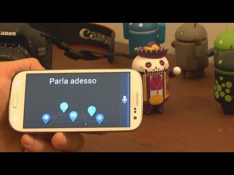 S Voice Galaxy S4 test su Galaxy S3 by HDblog