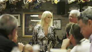 Stormy Daniels: I Can Now Tell my Story