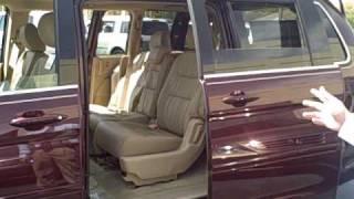 Honda Odyssey vs Toyota Sienna in Lakeland Florida