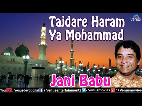Tajdare haram hit qawali by jani babu