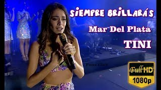 Download Lagu TINI en Mar Del Plata: Siempre Brillarás (Full HD) Gratis STAFABAND
