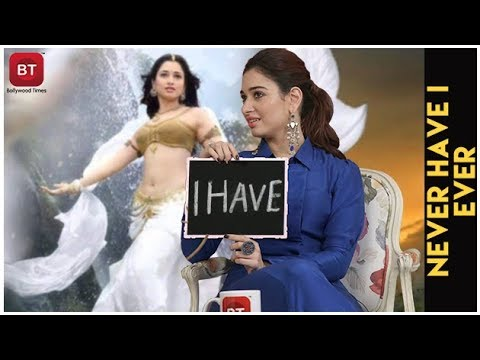 Tamannaah Bhatia Reveals Lying To A Journalist,Paranormal Experience & Much More | Never Have I Ever thumbnail