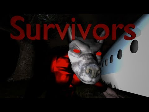 Survivors - Slender multiplayer - Why are we mineworkers ?! (+Download link)