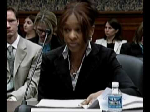 Corporal Punishment in Schools and its Effect on Academic Success: Wynell Gilbert.mp4 Video