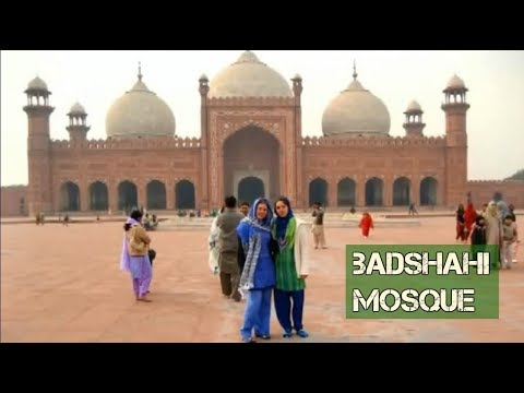 Pakistan 18: Badshahi Mosque