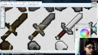 Come cambiare aspetto alle armi in Minecraft