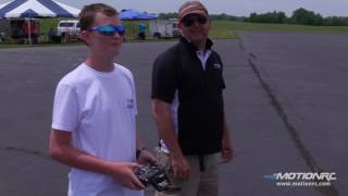Freewing Avanti S 80mm EDF Flown with Pilot Danno NEFI 2017